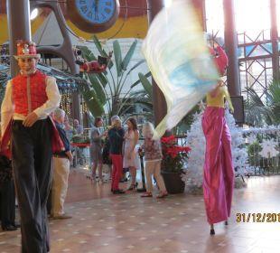 Silvestershow Hotel Cordial Mogán Playa