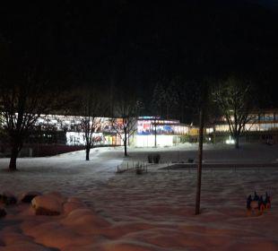 Ein Winter wie aus dem Bilderbuch im ValBlu Val Blu Resort Spa & Sports