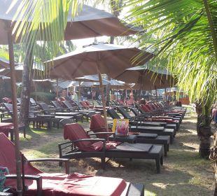 Strandliegen La Flora Resort & Spa