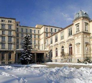 Hotel Reine Victoria Hotel Reine Victoria by Laudinella