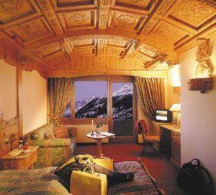 Zimmer Hotel Allalin
