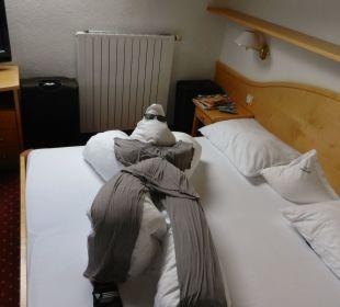 """Jeden Tag ein anderes """"Design"""" Hotel Schwarzenstein"""