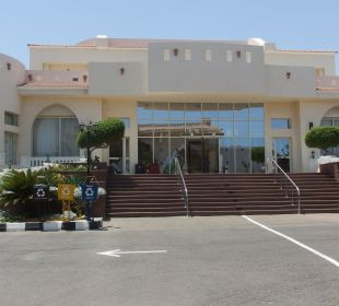 Widok z zewnątrz Hotel Tropicana Azure Club