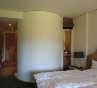 Zimmertyp Iller 1 mit Runddusche Hotel Exquisit