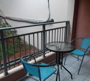 Balkon Eurohotel Katrin Hotel & Bungalows