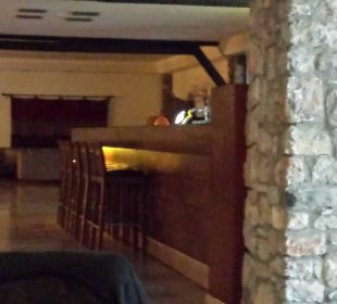 Bar leider ohne Gäste Martı Resort De Luxe