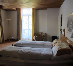Ein großes Superior-Zimmer Sunstar Alpine Hotel Flims