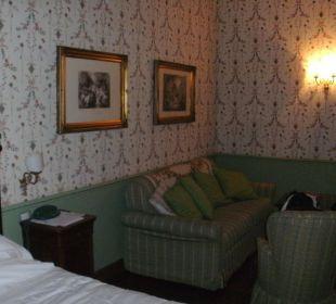 Zimmer Villa Del Bosco Hotel