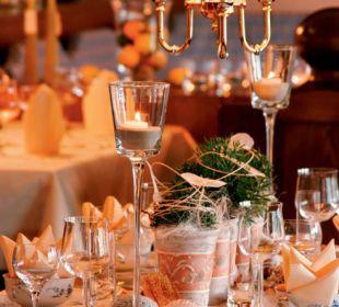 Restaurant Dekotisch Moselromantik Hotel Thul