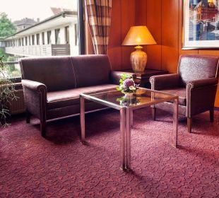 Lobby Best Western Hotel Hamburg International