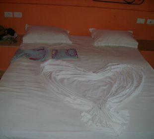 Łóżko Hotel Medi Sea