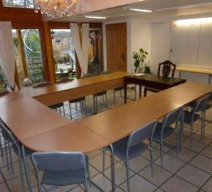 Konferenzraum Hotel Via Seminarhaus und Gästehaus