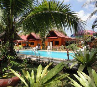 Unser Familien-Bungalow Hotel Na Thai Resort