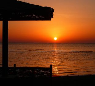 Sonnenaufgang am Nordstrand