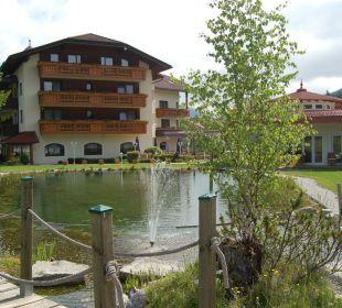 Hauspool Alpenhotel Karwendel
