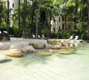 Lagoon Pool Hotel Tanjung Rhu Resort