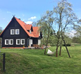 Außenansicht NaturApartments & LandHaus Stauensfließ