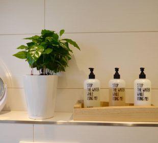 Badezimmer Kosmetikprodukte Hotel FIVE