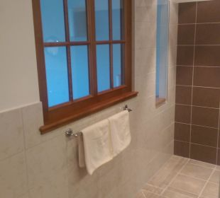 Badezimmer Gartenhotel Pfeffel