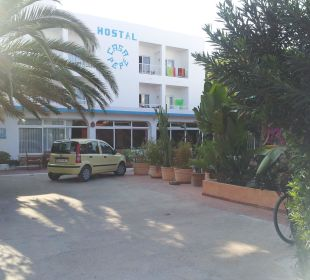 Casa Pepe Vorplatz Hotel Casa Pepe