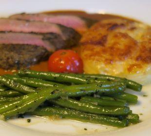 Abendessen Kneipp- und WellVitalhotel Edelweiss