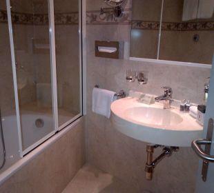 Nasszelle Hotel Belvedere Locarno