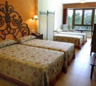 Habitación Cuádruple Abeiras Hotel
