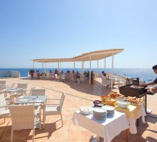 Terrace bar area  JS Hotel Cape Colom