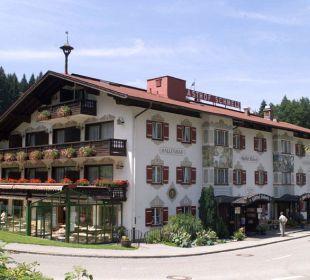 Ausenansicht vom Gasthof Schmelz Aktivhotel & Gasthof Schmelz