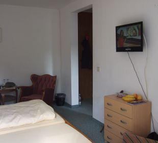 Doppelzimmer Hotel Waldeck