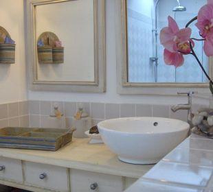 Salle de bains Prunier B&B Aux Rives de Honfleur