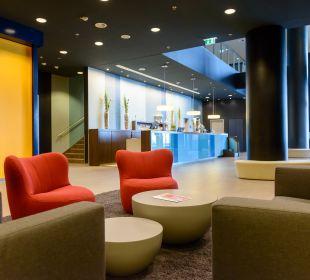 Lobby Atlantic Hotel Sail City