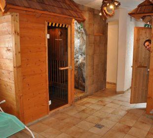 Saunabereich Almgasthof Baumschlagerberg