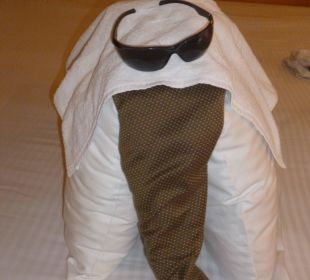 Handtuch- Tier
