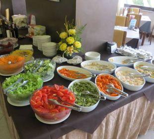 Salatbuffet Hotel Bellavista