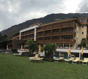 Blick zum Hotel Hotel Feldhof