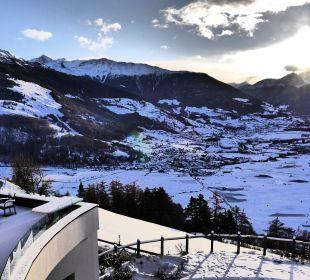 Und doch noch mit Schnee Alpin & Relax Hotel Das Gerstl