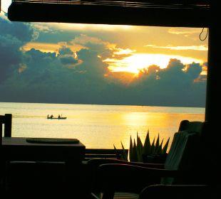 Morgenstimmung Ciliks Beach Garden