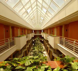 Zugang zu den Zimmern Hotel Barceló Corralejo Bay