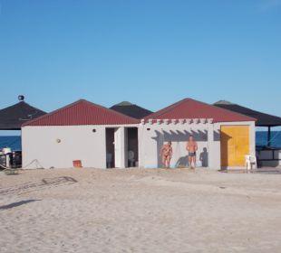 Stranddusche SunConnect Djerba Aqua Resort
