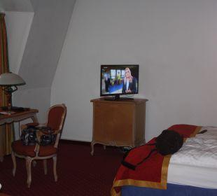 Einrichtung Luitpoldpark Hotel Füssen