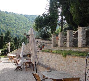 Gemeinsame Terrasse Apartments Borgo Belfiore