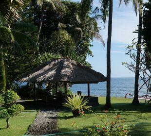 Gartenanlage Ciliks Beach Garden