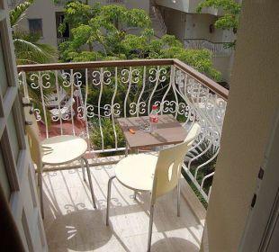 Der Balkon Blue Lagoon Hotel Oludeniz