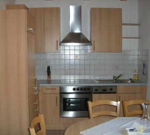 Küche Ferienwohnungen Hochstaffl