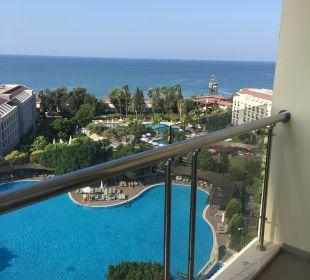 Ausblick Horus Paradise Luxury Resort & Club