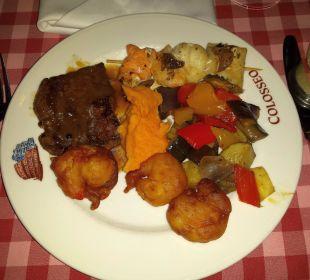 Top Qualität an Speisen im Buffet Restaurant Hotel Colosseo Europa-Park