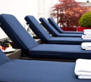 Dachterrasse Lounge Hotel München Palace