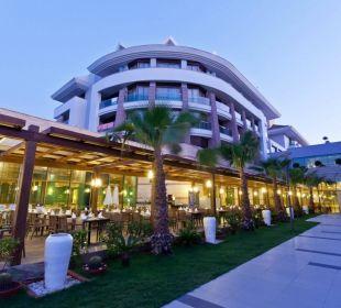 Garten Anlage Sherwood Dreams Resort
