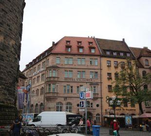 Hotel am Handwerkerhof Hotel Victoria Nürnberg
